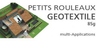 Petits rouleaux de géotextiles - Multi application